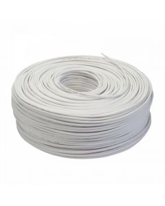 CABLE TELEFONIA TELEVES 2 PARES 5 MM LSFH FCA BLANCO