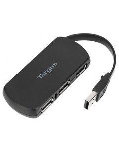 HUB USB TARGUS 4 PUERTOS USB NEGRO