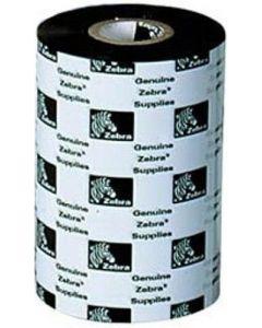 RIBBON ZEBRA CERA-RESINA 84MM X 74 METROS (CAJA 12 ROLLOS)