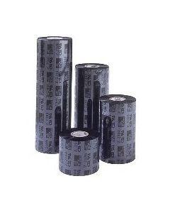 RIBBON ZEBRA CERA-RESINA 110 X 450 METROS ( CAJA 12 ROLLOS)