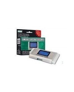 ALIMENTACION DIGITUS ATX LCD 24 PASTILLAS +4,6,8 PASTILLAS EXTRAIBLE S-ATA ALARM