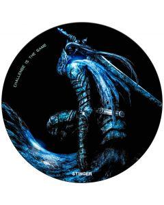 ALFOMBRA SUELO REDONDA WOXTER FLOORPAD BLUE 1200mm