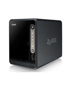 """NAS ZYXEL NAS326 2 BAHÍAS 2.5""""/3.5"""" 1,3 GHZ SIN HD"""