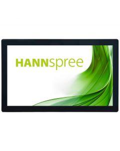 """MONITOR HANNS HO165PTB 15,6"""" FHD HDMI DP ALTAVOCES TACTIL 24/7 SIN MARCO NEGRO"""