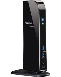 DOCKING STATION TOSHIBA  USB 3.0 TOP DYNADOCK U3.0 TIPO A (NO CARGA)