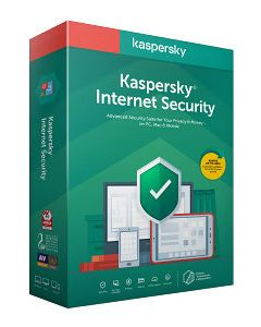 ANTIVIRUS KASPERSKY KIS 2020 INTERNET SECURITY  3 LICENCIAS 1 AÑO