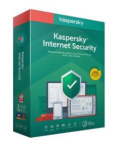ANTIVIRUS KASPERSKY KIS 2020 INTERNET SECURITY 5 LICENCIAS 1 AÑO