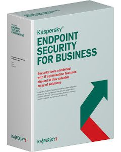 KASPERSKY ENDPOINT SECURITY FOR BUSINESS SELECT 3 AÑOS LIC. ELECTRONICA