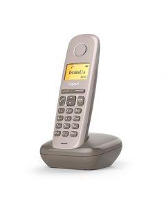 TELEFONO FIJO GIGASET A170 INALAMBRICO CHOCOLATE