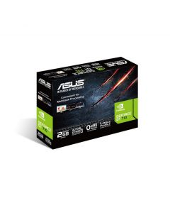 TARJETA GRAFICA ASUS GT 710 SL 2GB DDR5